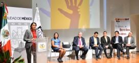 Galería: Presentación del Diagnóstico sobre el Derecho a Defender los Derechos Humanos en la Ciudad de México
