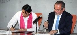 Galería: Firma del Convenio de Colaboración con la Universidad Autónoma Metropolitana
