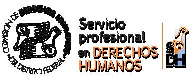 Servicio profesional en derechos humanos