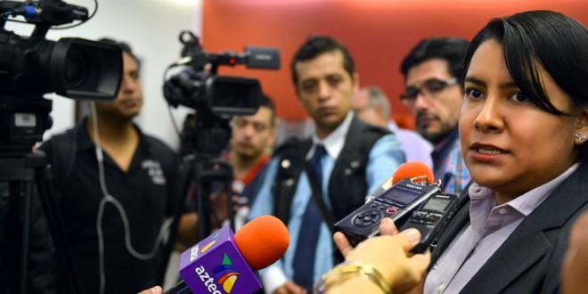 Entrevista a la Doctora Perla Gómez Gallardo, Presidenta de la CDHDF, en el marco de la presentación del Catálogo de Derechos Humanos Laborales de su Quinta Visitaduría General
