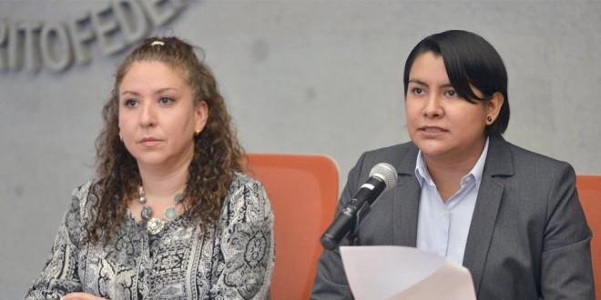 Palabras de la Presidenta de la CDHDF, Doctora Perla Gómez Gallardo, durante la presentación de las Recomendaciones 3/2014 y 4/2014 emitidas por este organismo