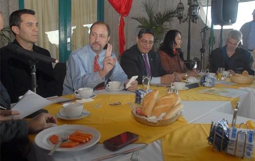 Conferencia de prensa sobre la XI Feria de los Derechos Humanos