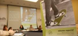 Presentación del Informe Especial sobre los Derechos Humanos de las y los Jóvenes en el Distrito Federal.