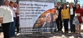 Jornada para el impulso a la Convención de los Derechos de las Personas Adultas Mayores