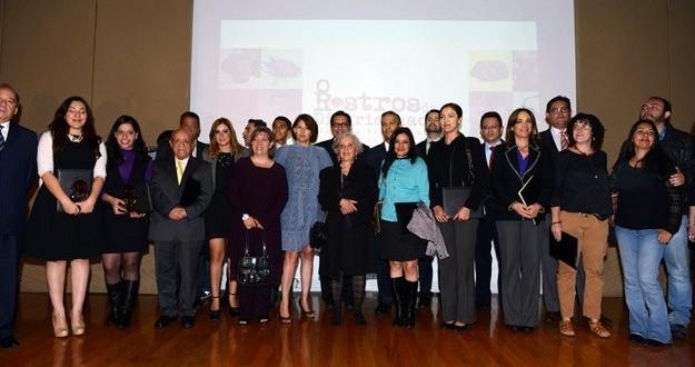Ceremonia de entrega del 9º Premio Nacional Rostros de la Discriminación «Gilberto Rincón Gallardo»,