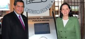Inaugura CDHDF su primer Módulo del Sistema de Atención en Línea Ombudsnet