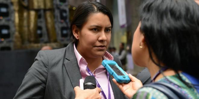 Transcripción de la entrevista a la presidenta de la CDHDF, Doctora Perla Gómez Gallardo, en la Semana Nacional de Transparencia 2014 del IFAI,  realizada en la antigua sede del Senado de la República