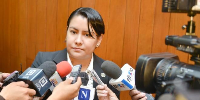 Entrevista a la Doctora Perla Gómez Gallardo, Presidenta de la CDHDF, en la inauguración de la Tercera Edición de la Competencia Universitaria sobre Derechos Humanos Sergio García Ramírez