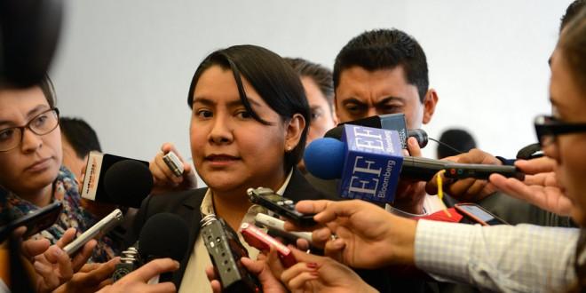 Entrevista a la Presidenta de la CDHDF, Dra. Perla Gómez Gallardo, en la presentación de las Recomendaciones 6 y 7/2014