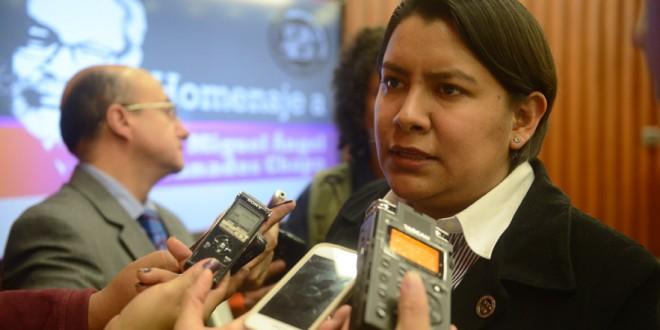 Entrevista a la Presidenta de la CDHDF, Dra. Perla Gómez Gallardo, en el homenaje a Miguel Ángel Granados Chapa