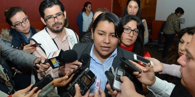 Entrevista a la Presidenta de la CDHDF, Doctora Perla Gómez Gallardo, en la presentación de las Recomendaciones 8 y 9 del 2014