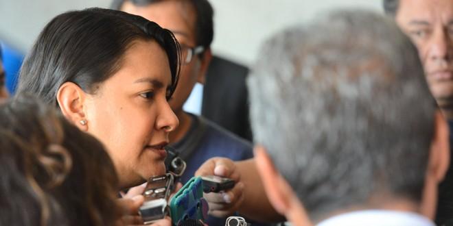 Entrevista a la Presidenta de la CDHDF, Doctora Perla Gómez Gallardo, en el Foro Vigilancia, Privacidad y Ciudadanía Digital