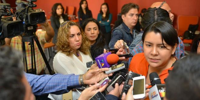 Entrevista a la Presidenta de la CDHDF, Doctora Perla Gómez Gallardo, después de presentar las Recomendaciones 12 y 13/2014