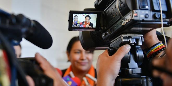 Entrevista a la Presidenta de la CDHDF, Doctora Perla Gómez Gallardo, en el Foro Ley de Cuidados Alternativos para Niñas, Niños y Adolescentes y Políticas Públicas en el Distrito Federal
