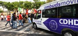 Galería: El Ombudsmóvil más cerca de la gente