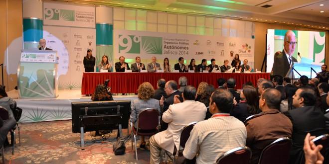 Galería : Noveno Congreso Nacional de Organismos Públicos Autónomos de México (OPAM)