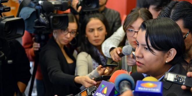Entrevista a la Presidenta de la CDHDF, Doctora Perla Gómez Gallardo, en la presentación de las Recomendaciones 15 Y 16/2014