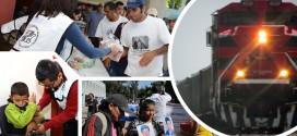 Durante 2014 la CDHDF realizó acciones puntuales para la atención de los migrantes