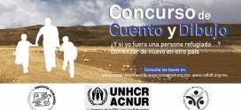 Convocatoria Concurso de cuento y dibujo sobre personas refugiadas