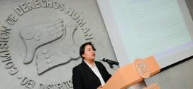 Palabras de la Doctora Perla Gómez Gallardo, Presidenta de la CDHDF, en la presentación de las Recomendaciones 2/2015 Y 3/2015