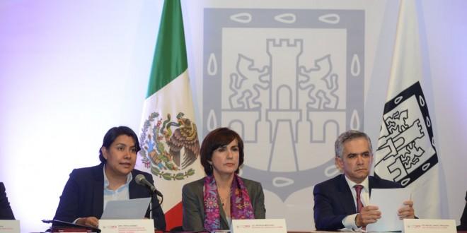 """Palabras de la Doctora Perla Gómez Gallardo, Presidenta de la CDHDF, en la instalación del Consejo Ciudadano para el """"Memorial New's Divine, Nunca Más"""""""