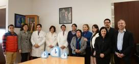 Galería: CDHDF agradece apoyo al Instituto Nacional de Cancerología por atender casos de peticionarios e internos en centros penitenciarios