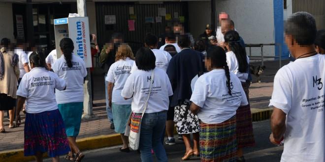 Galería: Se reunió Presidenta de CDHDF con Madres Centroamericanas que buscan a sus hijos desaparecidos en México