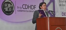 Palabras de la Doctora Perla Gómez Gallardo, Presidenta de la CDHDF, en la presentación del libro Derechos Humanos en México y América Latina. una Visión desde el Consejo de la CDHDF