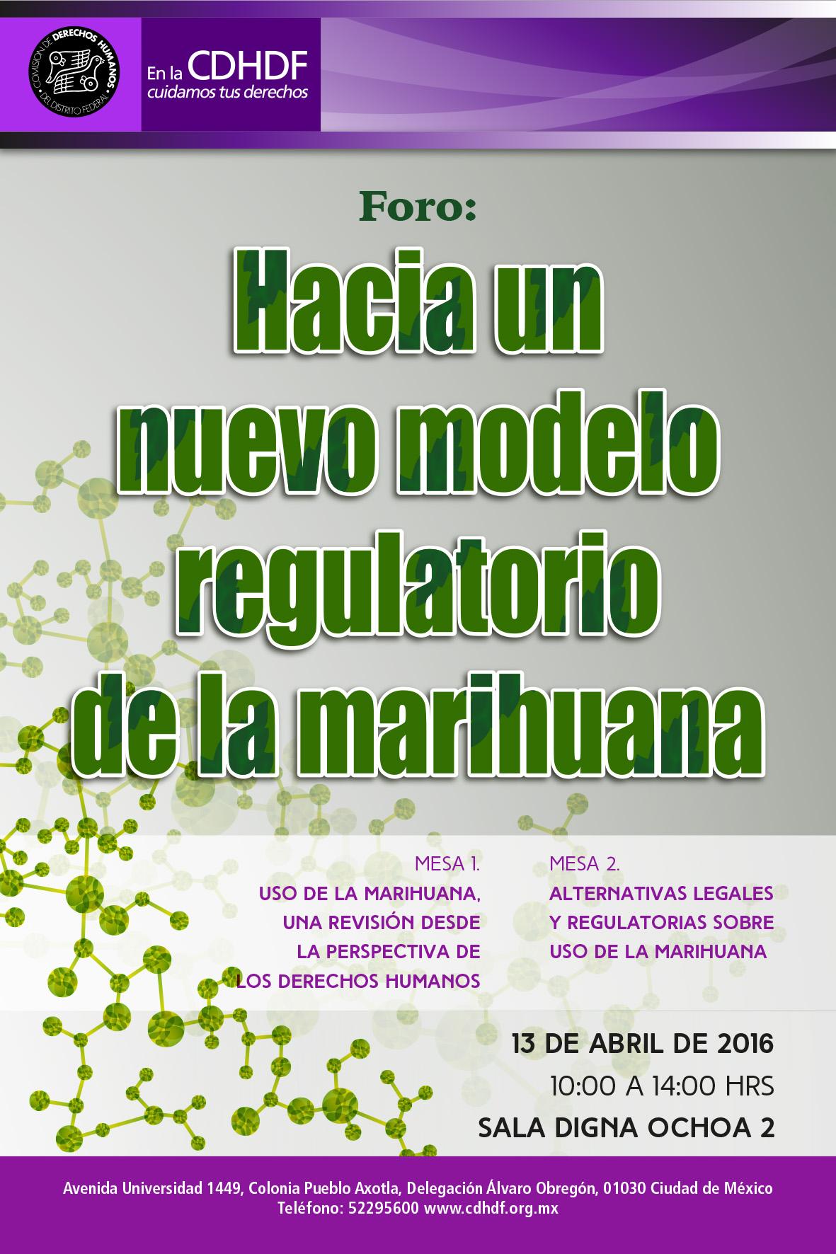 Cartel Nuevo Modelo Regulatorio Marihuana-1