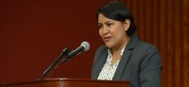 """Palabras de la Doctora Perla Gómez Gallardo, Presidenta de la CDHDF, en la Clausura del Diplomado """"Trata de Personas, Políticas Públicas y Derechos Humanos""""."""