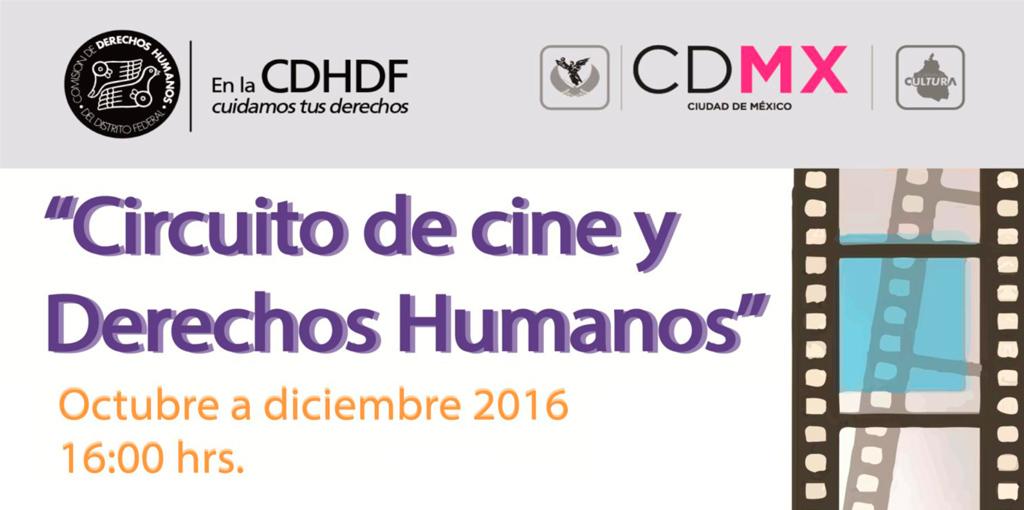 Circuito de cine y Derechos Humanos