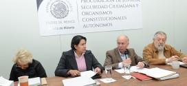 Galería: Ombudsperson capitalina con la Comisión de Poder Judicial, Procuración de Justicia… de la Asamblea Constituyente