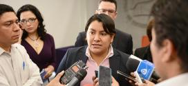 Entrevista a la Presidenta de la CDHDF, Doctora Perla Gómez Gallardo, en la presentación de la Recomendación 17/2016