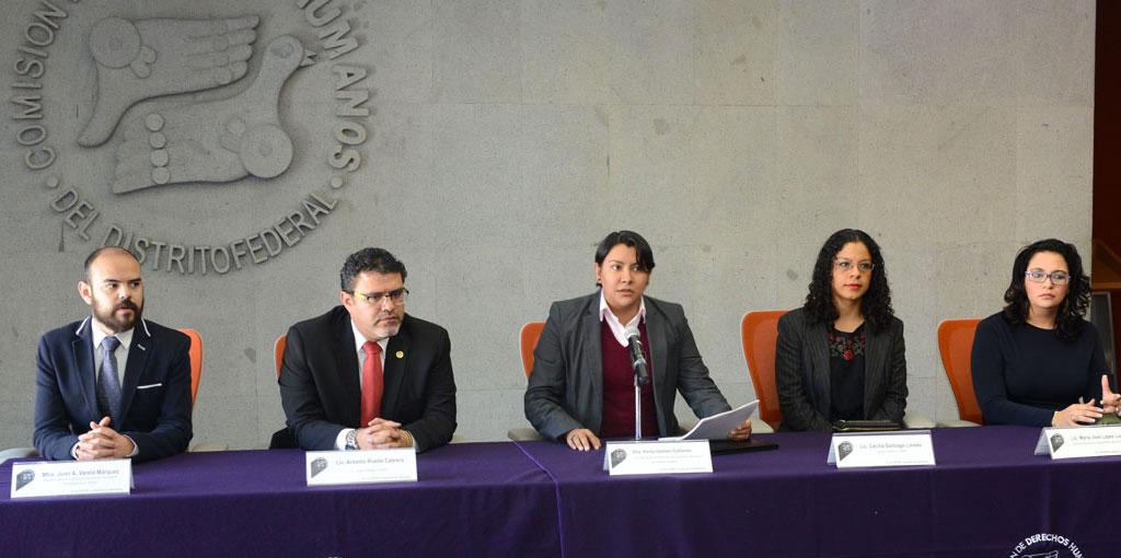 CDHDF emite dos Recomendaciones por violaciones a derechos humanos en el Metro y en la Procuraduría Capitalina