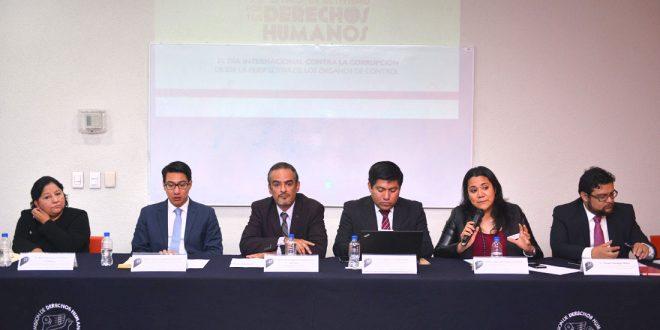Galería: Conversatorio sobre el Día Internacional contra la Corrupción