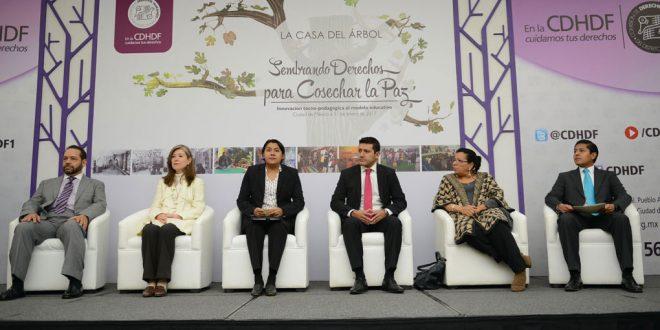 La CDHDF integra nuevas tecnologías al proceso de educación en derechos humanos