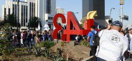 Galería:  CDHDF acompaña marcha #Ayotzinapa29meses