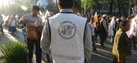 Galería: CDHDF acompaña marcha #Ayotzinapa28meses