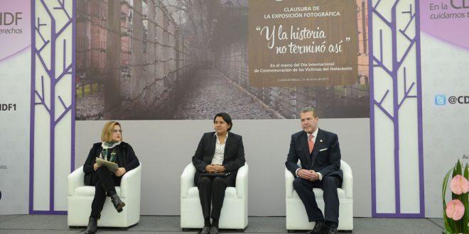 La CDHDF llama a no ser indiferentes ante actos de xenofobia y discriminación