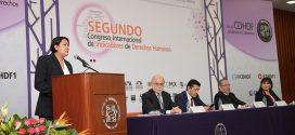 El Segundo Congreso Internacional de Indicadores en Derechos Humanos, oportunidad para evaluar avances en la materia