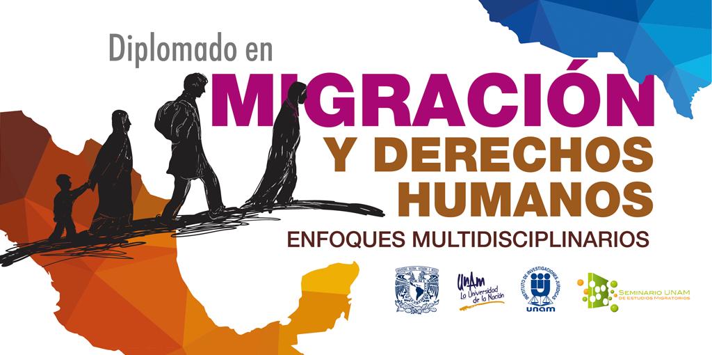 """Diplomado en Migración y Derechos Humanos @ Aula """"Dr. Guillermo Floris Margadant"""" del Instituto de Investigaciones Jurídicas de la UNAM"""