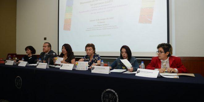 Galería: Presentación de Cuadernillo y Folleto sobre derechos laborales de personas LGBTI