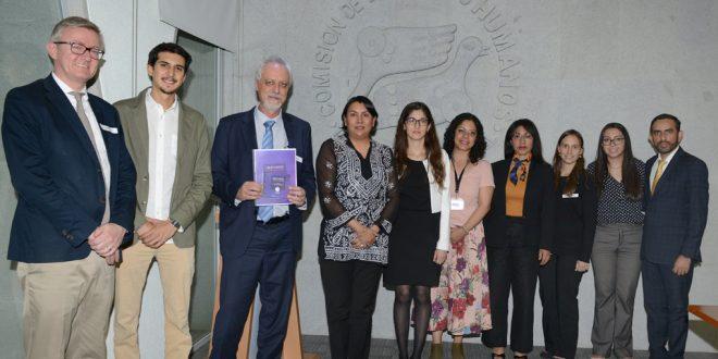 CDHDF se reunió con Relator Especial sobre Derecho Humano al Agua Potable y Saneamiento