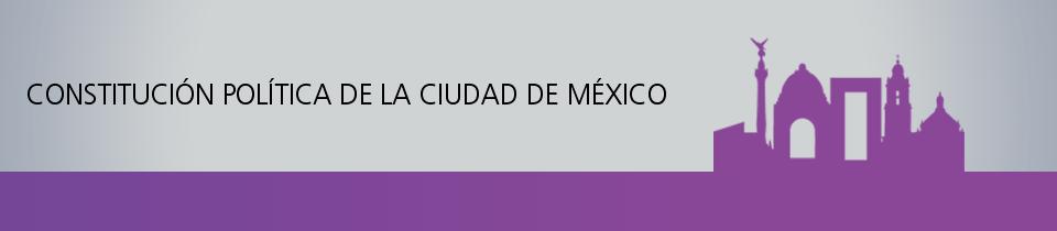 Acciones de la CDHDF en relación con la Constitución Política de la Ciudad de México