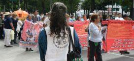 Galería: CDHDF acompañó marcha #Ayotzinapa33Meses