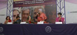 Urge que el Estado mexicano firme su adhesión a la Convención Interamericana sobre la Protección de los Derechos Humanos de las Personas Mayores