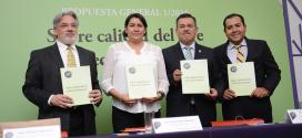 Galería: Presentación de la Propuesta General  01/2016 sobre Calidad del Aire y Derechos Humanos