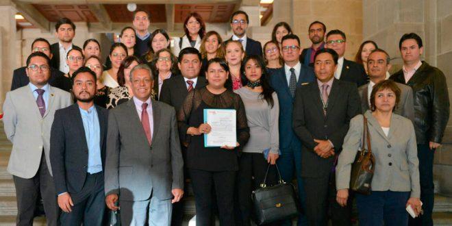 CDHDF presenta ante SCJN un Amicus Curiae para defender los derechos humanos establecidos en la Constitución Política de la Ciudad De México