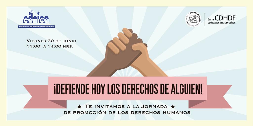 Jornada de Promoción de los Derechos Humanos