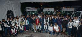 Galería: Banderazo de salida: CDHDF acompaña Censo a Poblaciones Callejeras